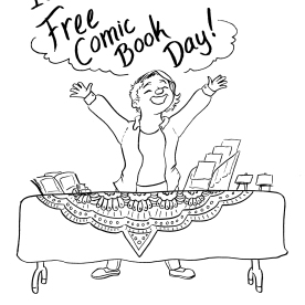 Free Comic Book Day!!!