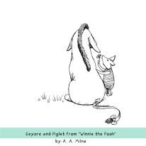 24. Eeyore